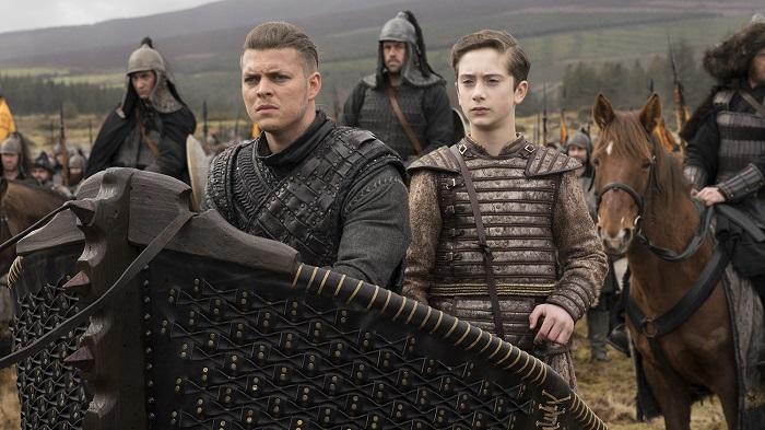"""Novedades de enero en las plataformas. """"Vikingos""""."""